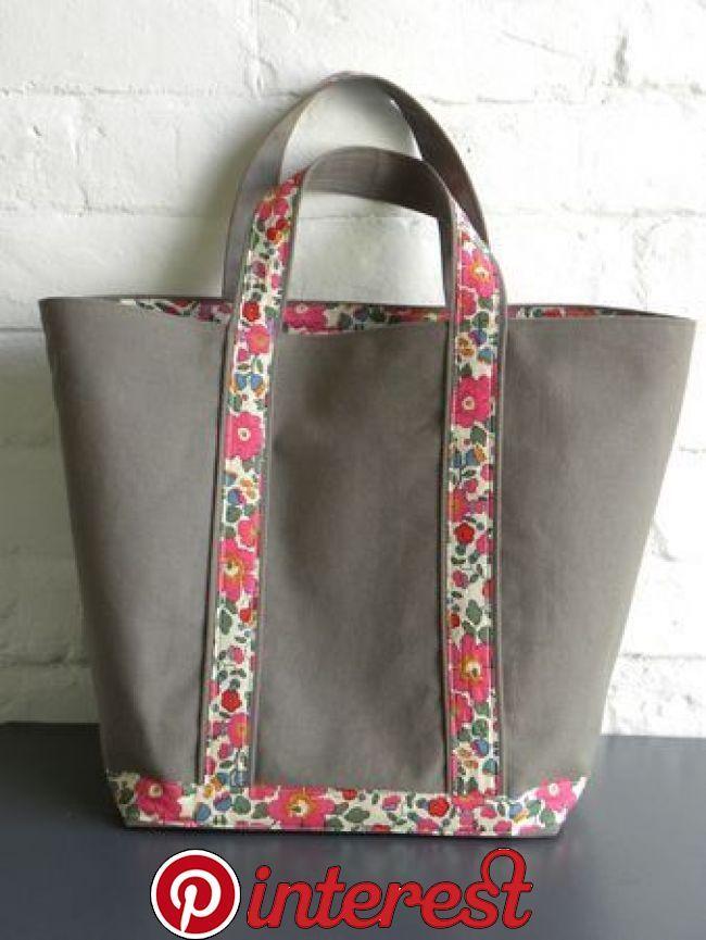 variable tasche   Taschen nähen   Pinterest   Bags, Diy bags
