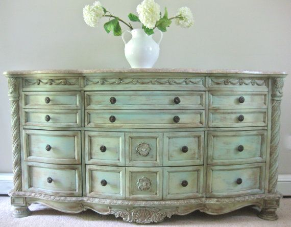 Painted French Country  Cottage Chic Shabby by FrenchCountryDesign, $950.00