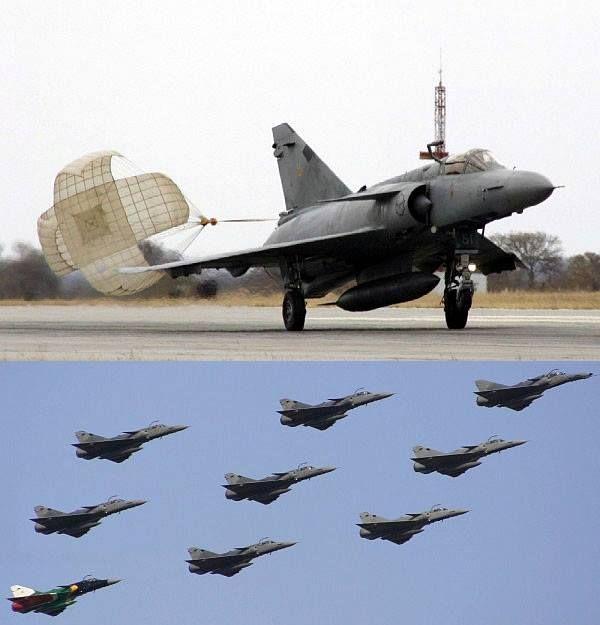 ☆ South African Air Force ✈ Cheetah.