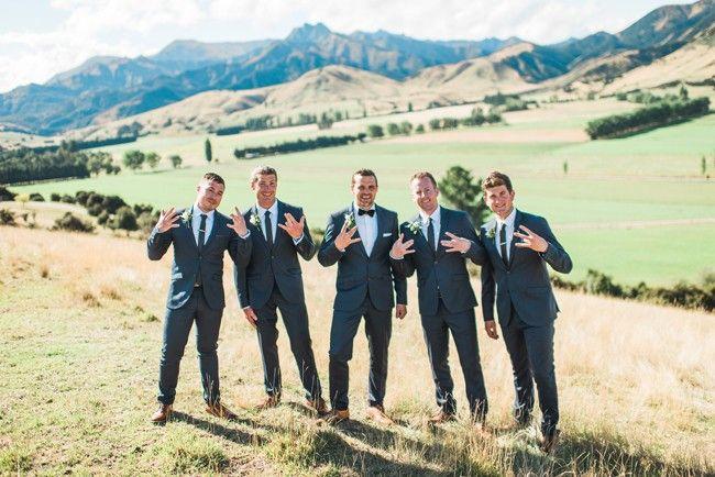NZ Mountain Wedding…