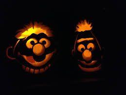 Image Result For Pumpkin Sesame St Carve