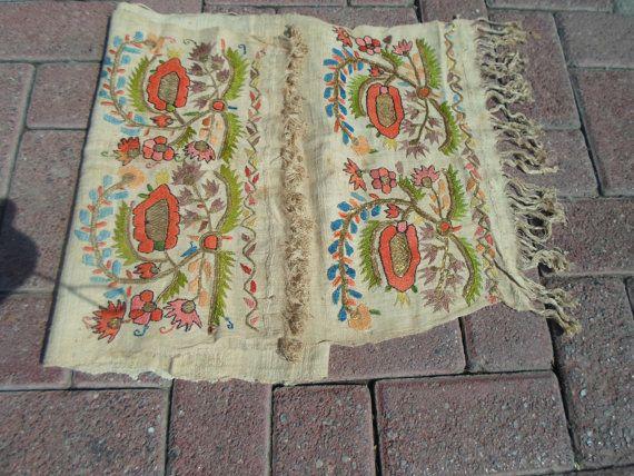 VintageTurkish antique Ottoman 150 years old by ArasCarpet