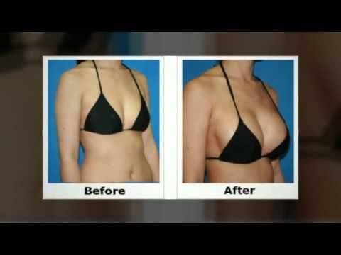How To Increase Breast Size Naturally Up to 2 Cup Size Within 4 to 6 Weeks - YouTube
