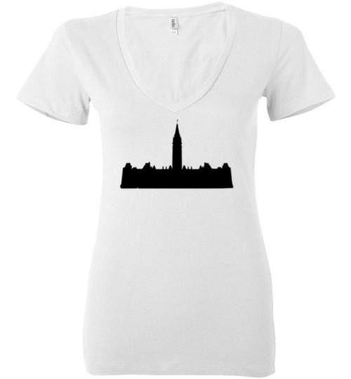 Ladies Parliament V-Neck