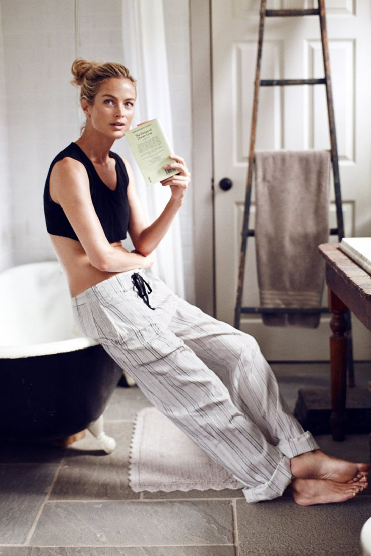 Carolyn Murphy By Dan Martensen For Muse Fall 2014