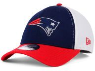 Find the New England Patriots New Era Navy/Red/White New Era NFL Logo Stretch 39THIRTY Cap & other NFL Gear at Lids.com. From fashion to fan styles, Lids.com has you covered with exclusive gear from your favorite teams.