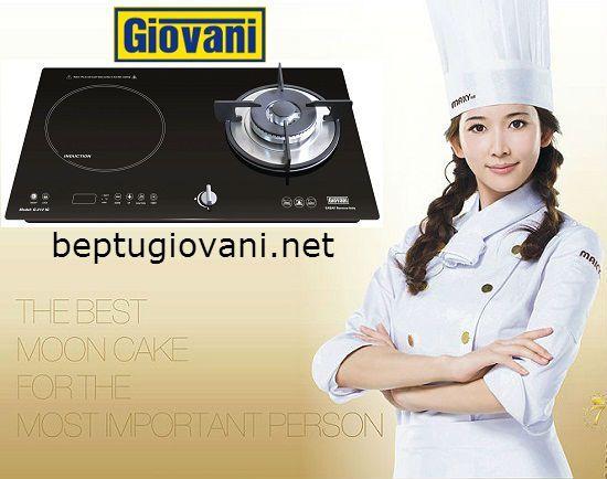 Bếp ga từ Giovani có tốt không?