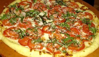 Gluten free pizza, Gluten free flour and Gluten free recipes on ...