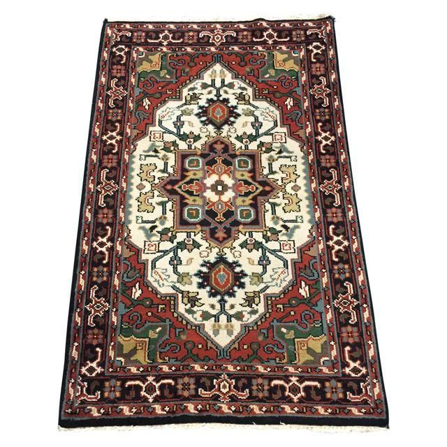 Image of Asian Style Area Rug - 3′ × 5′