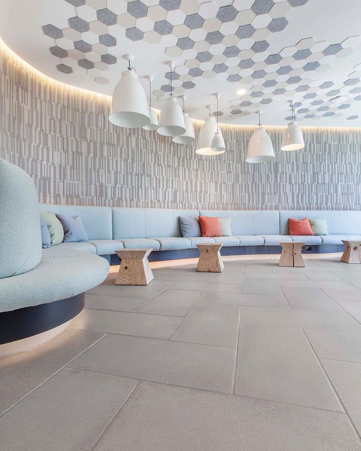 STONE Pavers Allowed The Design Team For Victoria University To Use Same Flooring Interior Circulation Spaces Through Exterior