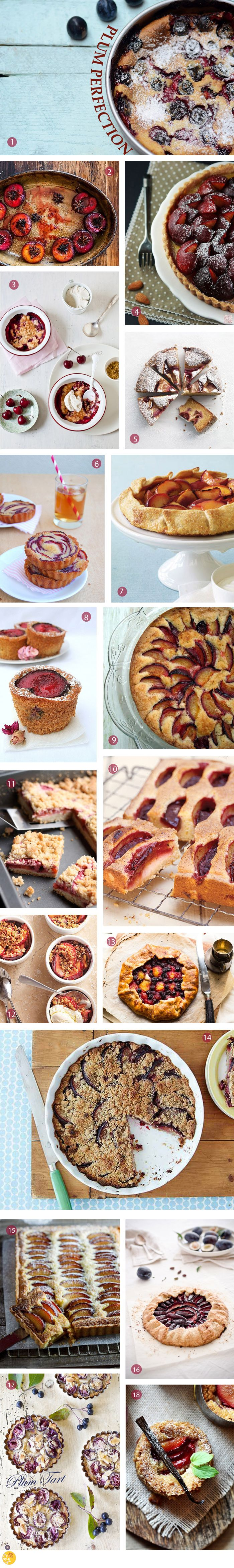 Plum Perfection. 18 Plum Desserts to Get Your Juices Flowing!