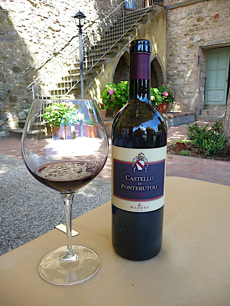 Radda in Chianti, Italy  Earl's favorite wine.... We had a BUNCH of cases delivered home.