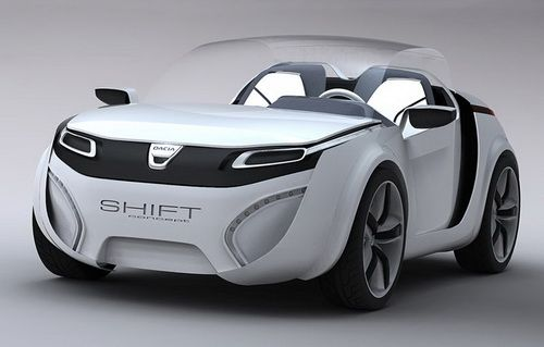 Dacia Shift Concept Car