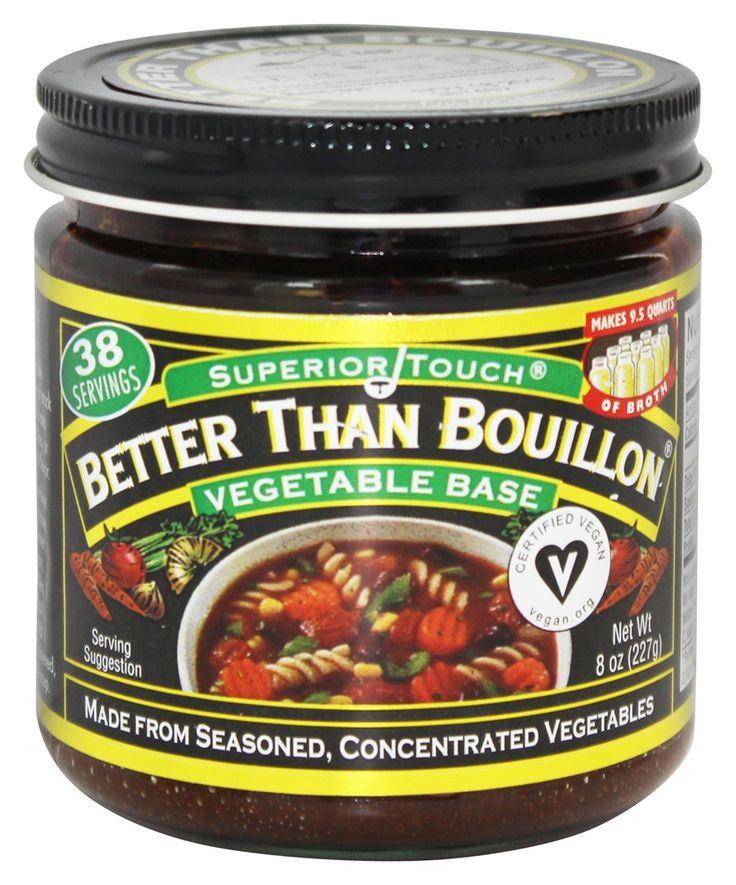 Vegetable Base 8 oz.Better Than Bouillon Lobster