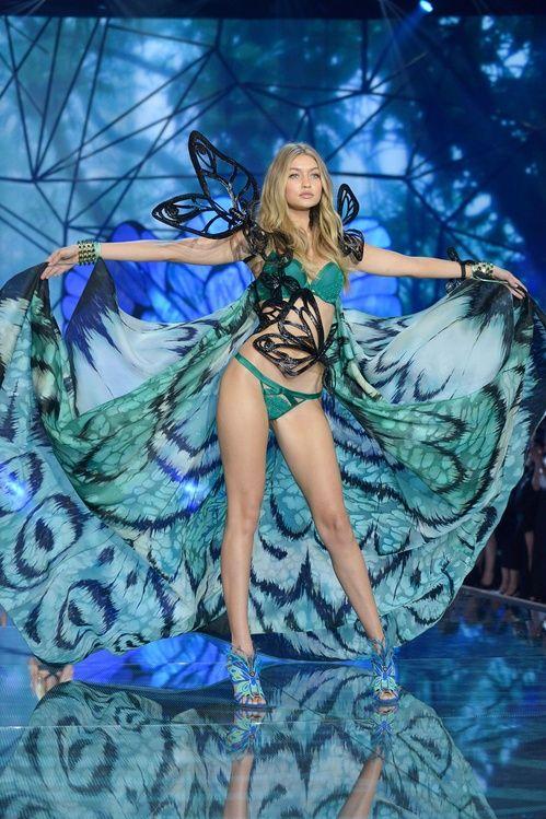 Le défilé Victoria's Secret 2015