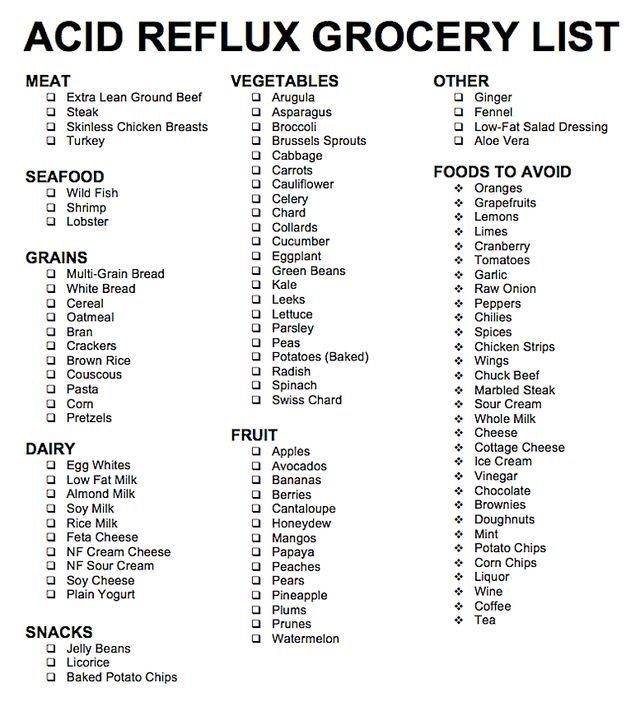 One thing on this list is NOT GOOD, and that's Pineapple. Pineapple is very acidic and has negatively affected my GERD symptoms causing me to feel quite sick. I do not recommend Pineapple.