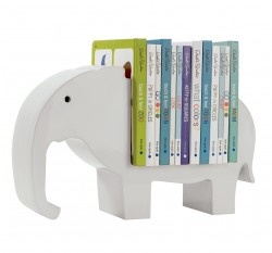 R's Room BOOKSHELF ELEPHANT GREY
