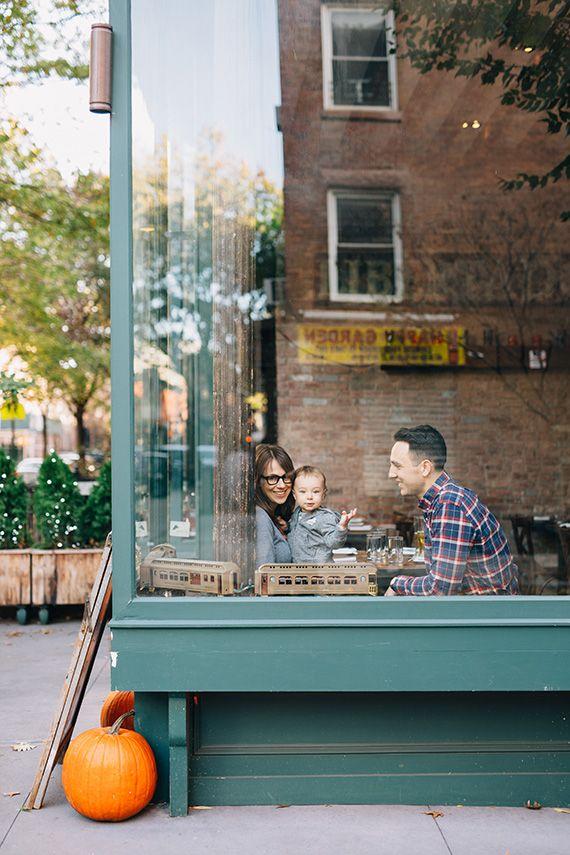Brooklyn fall family photos by Nicki Sebastian | 100 Layer Cakelet