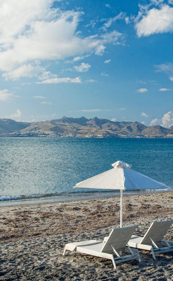Sandy Beaches in Kos, Greece- I am pretty sure that seat is reserved for C2C Travels!  We can get you a seat next to us though.. http://2744.mtravel.com/