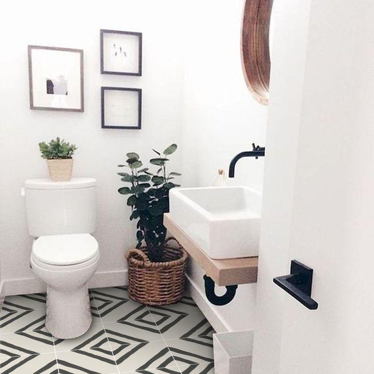 Vinilo para piso – Zeus – Quadrostyle baños