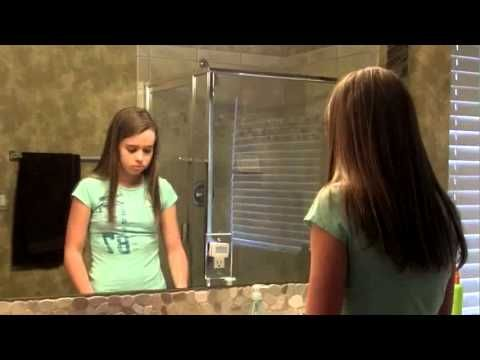 You Are Beautiful started as a school project for Olivia Maloney and Cameron Dreyer, two middle schoolers from Denver. | Two Seventh-Graders Made A Heartbreaking And Award-Winning Short Film About Eating Disorders