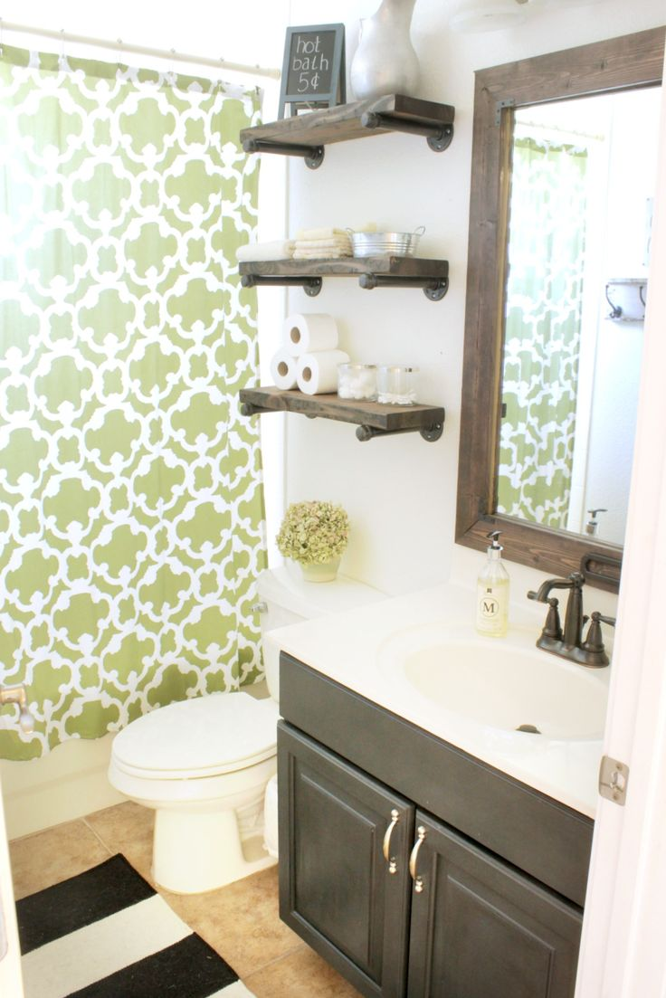 366 best for the home images on pinterest home ideas for Update bathroom ideas