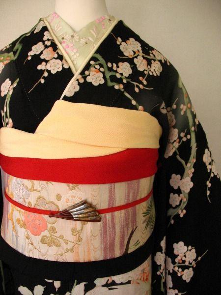 kimono 振袖