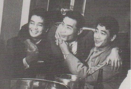 "Kazuo Taoka (pictured in the middle) was one of the most prominent yakuza godfathers.  Known as the ""Godfather of Godfathers"", Taoka was third kumicho of the Yamaguchi-gumi, Japan's largest yakuza organization, from 1946 to 1981."