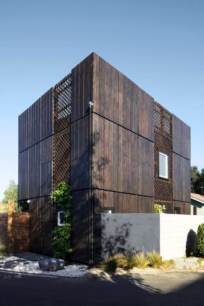 Stili Di Case Moderne.Gallery Of Sparrow House Samantha Mink 1 House Architettura