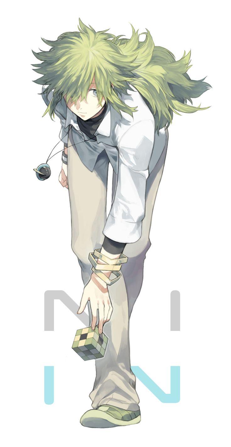 Best 25 Anime Green Hair Ideas On Pinterest  Pokemon Go -5900