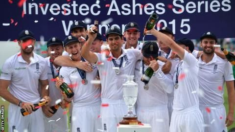 England beat Australia 3-2 to win the Ashes on home soil in 2015  The Ashes  Venue: Australia Dates: 23 November 2017 - 7 January 2018  Coverage:  Ball-by-ball Test Match Special commentary on BBC Radio 5 live sports  extra Radio 4 LW online tablets mobiles and BBC Sport app. Live text  commentary on the BBC Sport website.  England  will select their squad for this winter's Ashes series in Australia on  Wednesday with the main decisions likely to be focused on their  batting.  A number of…