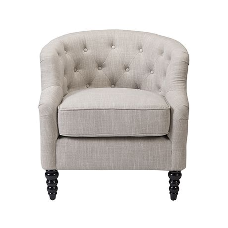 Lewes Armchair Ella Natural | Click to shop now!