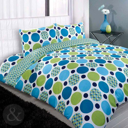 modern duvet covers california king quilt australia retro polka dot bedding contemporary cover bed set circle patchwork nz