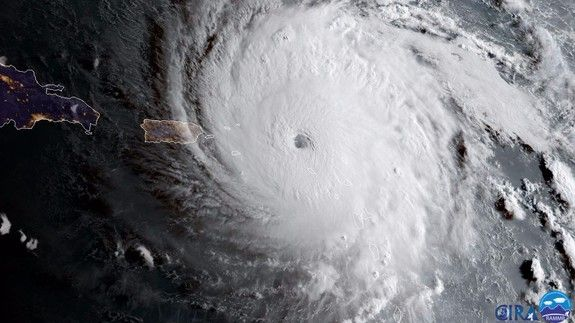 Historic Hurricane Irma taking a buzzsaw to islands as threat grows for Puerto Rico Florida