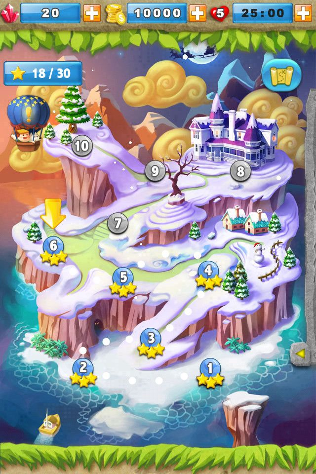 Ace Bubble Shooter Stage