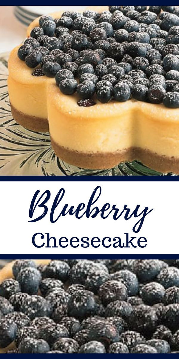 This blueberry cheesecake looks so yummy!  The blueberries sink into the cheesecake it is so fluffy! #ad #blueberry #blueberrycheesecake #cheesecake #dessert #dessertrecipes #recipe #recipeoftheday #recipeideas #recipeoftheweek