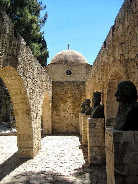 #Crete Island  / Ostrvo Krit: Retimno: Manastir Arkadi