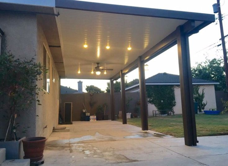 25 Best Alumawood Patio Covers Diy Images On Pinterest
