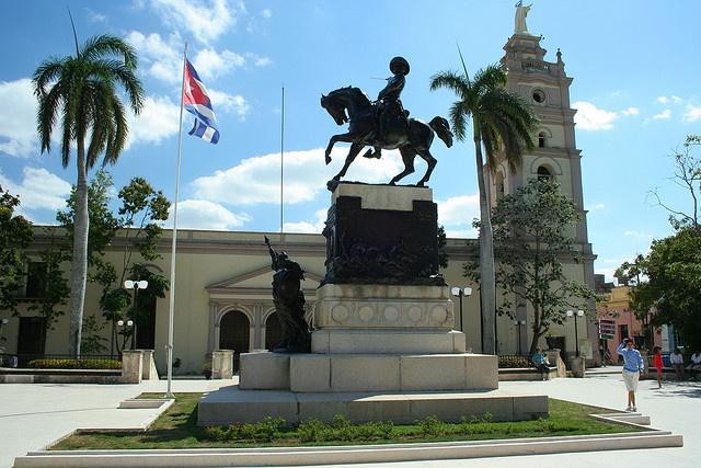 Camaguey, Cuba PARQUE IGNACIO AGRAMONTE