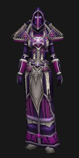 Judgement Armor (Recolor) - Transmog Set - World of Warcraft