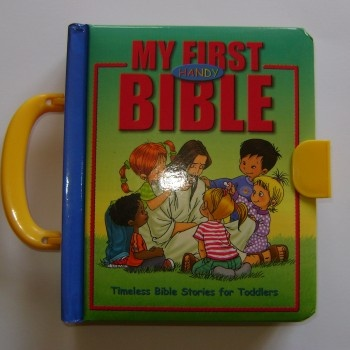 English bible for babies & toddlers