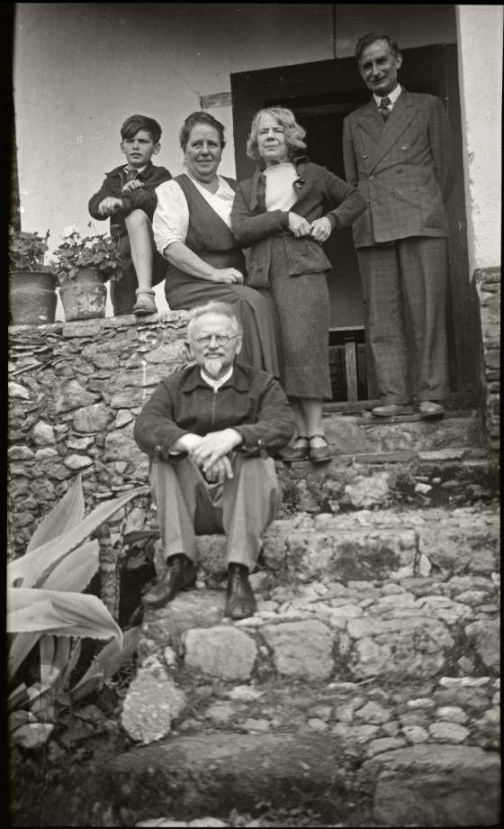 Los Rosmer y los Trotski en Taxco, Guerrero, 1939. 'Délibéré', Gilles Walusinski