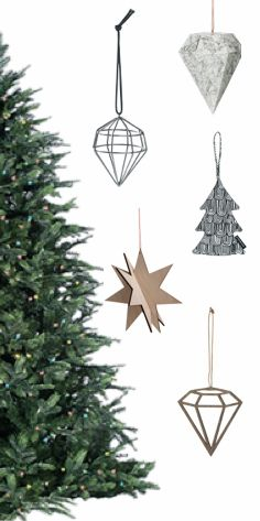 Via Flor | Christmas Deco | Louise Roe | Ferm Living | Marimekko
