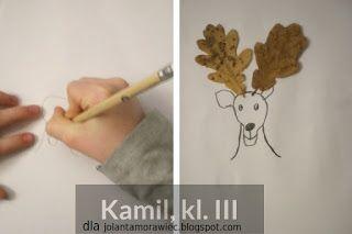 Po pierwsze kreatywność: W roli głównej... liść