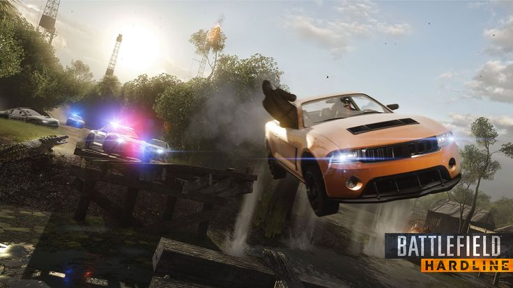 Video Game Battlefield: Hardline  Battlefield Hardline Wallpaper