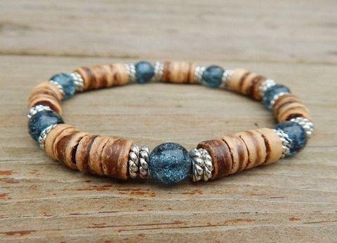 Mens Casual Bracelet – BlueStoneRiver
