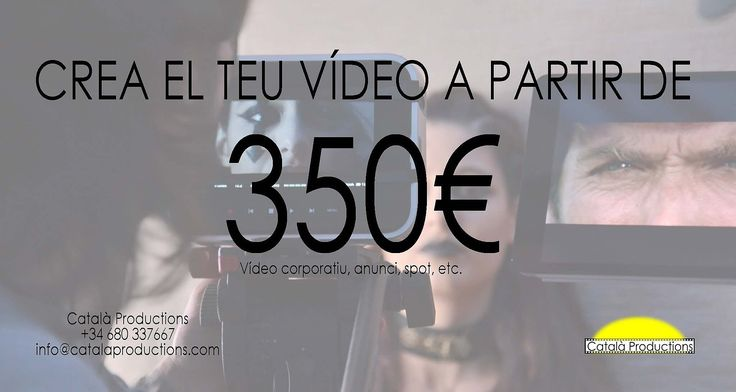 Vídeo promocional, vídeo corporativo, spot, anuncio , eventos, de todo! www.catalaproductions.com