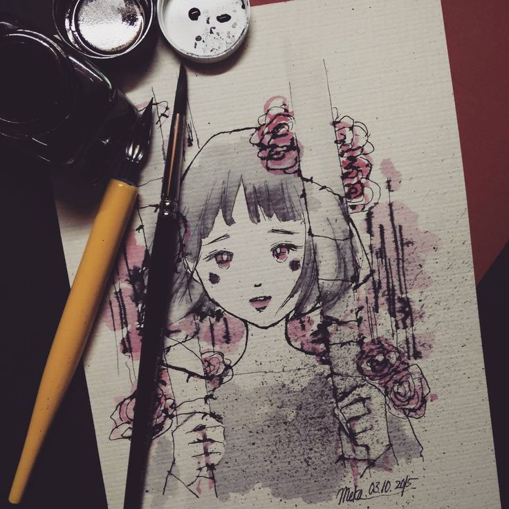 03 inktober #mekaworks #drawing #inktober