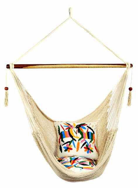 Hammock Chair - Natural from The Stylish Camping Company