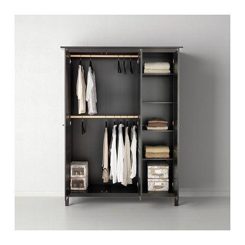 1000 Ideas About Hemnes Wardrobe On Pinterest Hemnes White Stain And Bed Bath Beyond